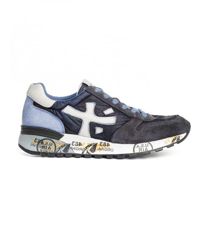 Premiata - Scarpe - Sneakers - MICK 1280E BLU