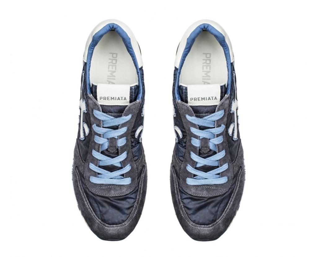 Premiata - Scarpe - Sneakers - mick 1280e blu 2