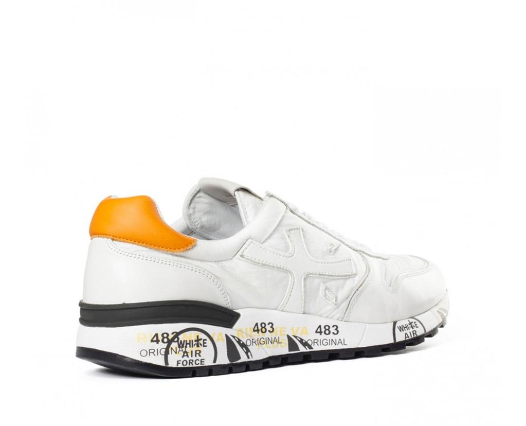 Premiata - Scarpe - Sneakers - mick 2828 bianche 1