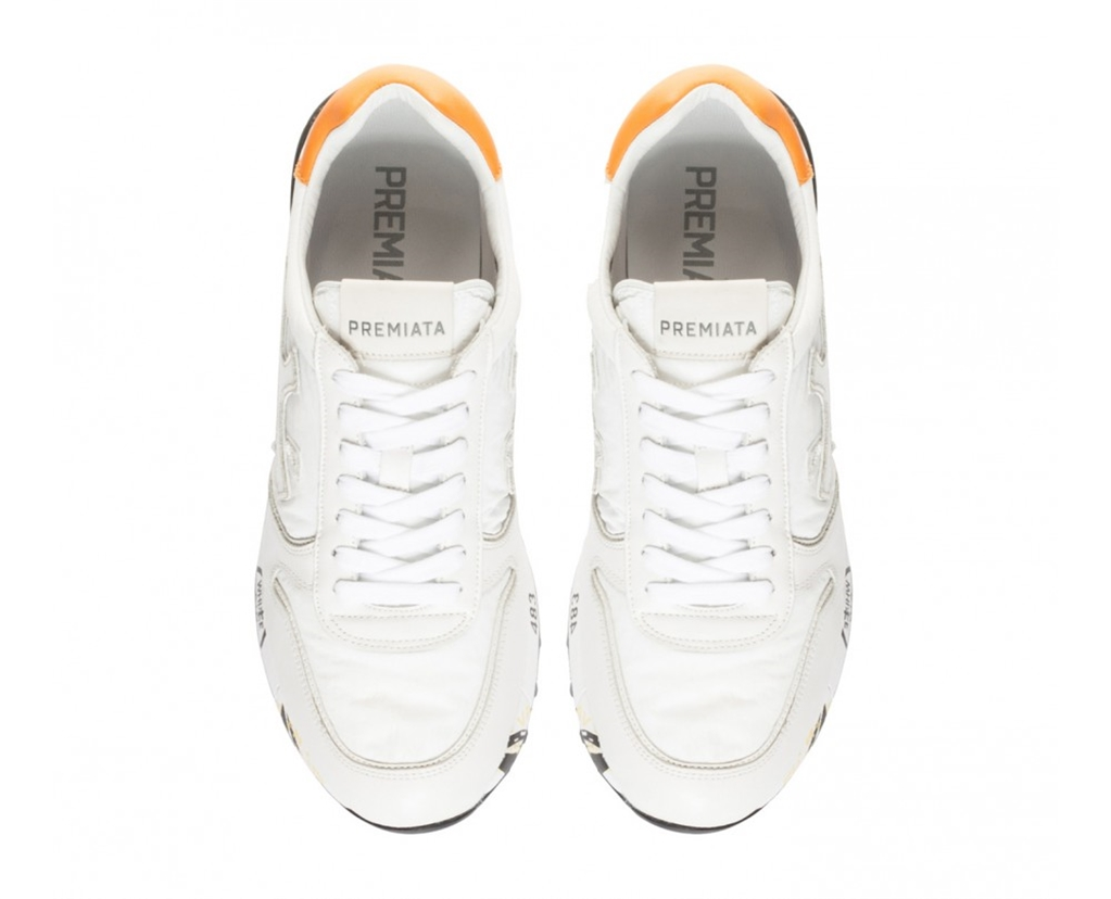Premiata - Scarpe - Sneakers - mick 2828 bianche 2