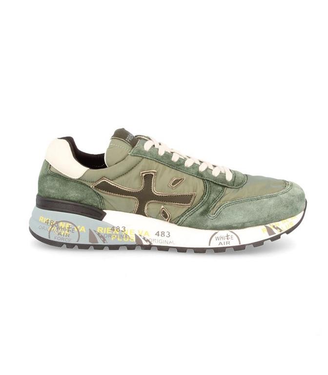 Premiata - Scarpe - Sneakers - MICK 3252 VERDE MILITARE
