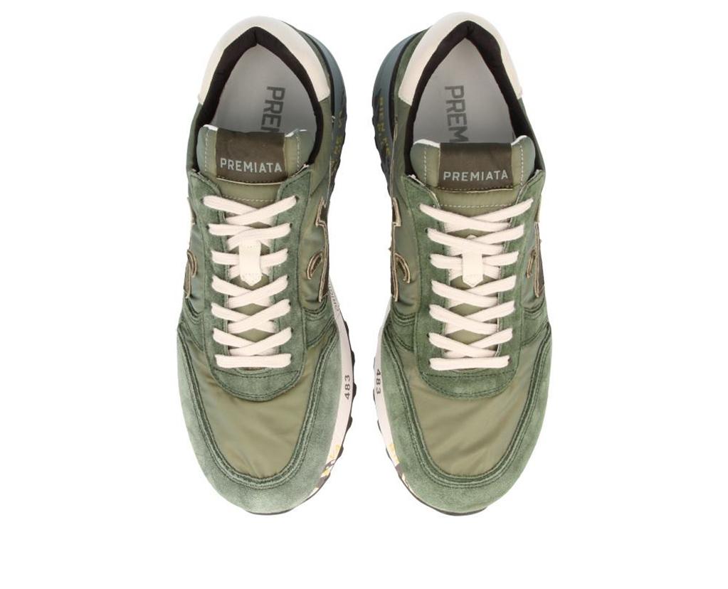 Premiata - Scarpe - Sneakers - mick 3252 verde militare 2