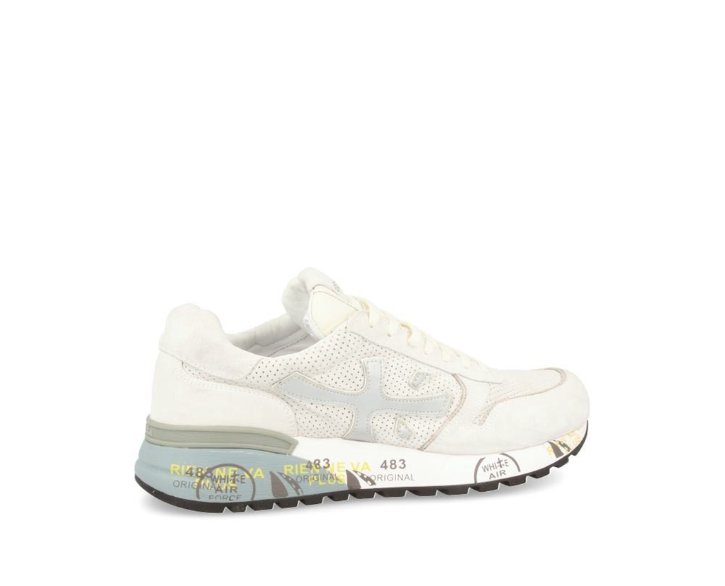 Premiata - Scarpe - Sneakers - mick 3829 bianche 1