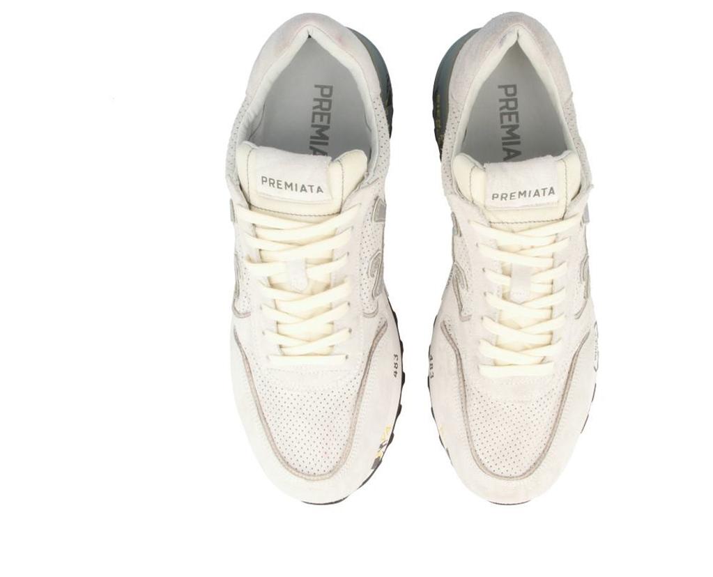 Premiata - Scarpe - Sneakers - mick 3829 bianche 2