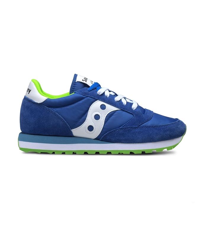 Saucony - Scarpe - Sneakers - sneakers jazz o' blu/lime