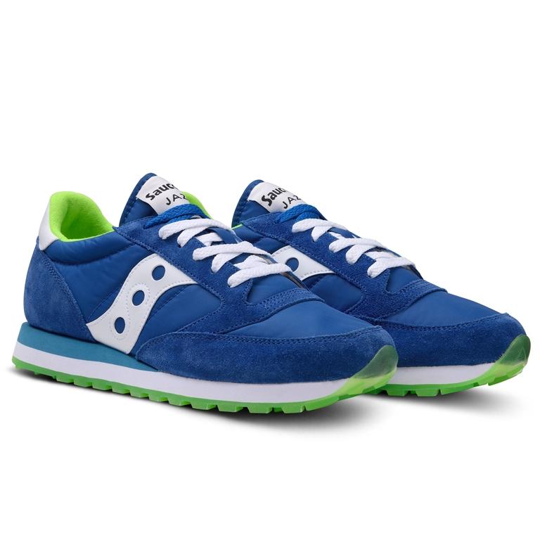 Saucony - Scarpe - Sneakers - sneakers jazz o' blu/lime 2