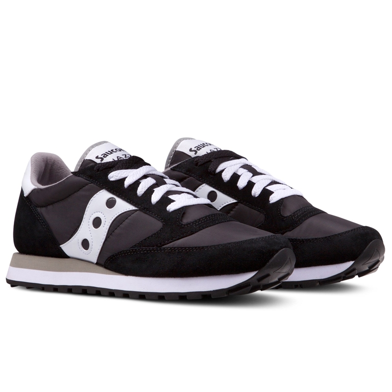 Saucony - Scarpe - Sneakers - sneakers jazz o' black/white 1