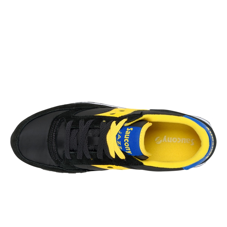 Saucony - Scarpe - Sneakers - sneakers jazz o' black/yellow/blu 1