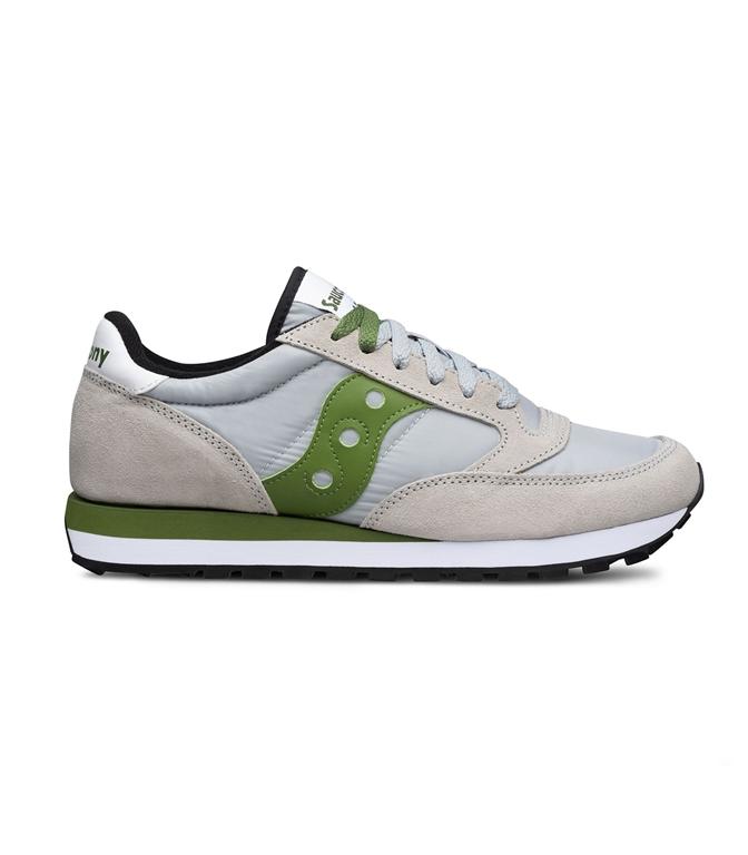 Saucony - Scarpe - Sneakers - SNEAKERS JAZZ O' GREY/GREEN