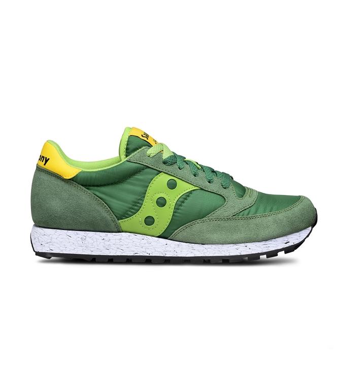 Saucony - Scarpe - Sneakers - SNEAKERS JAZZ O' GREEN/YELLOW
