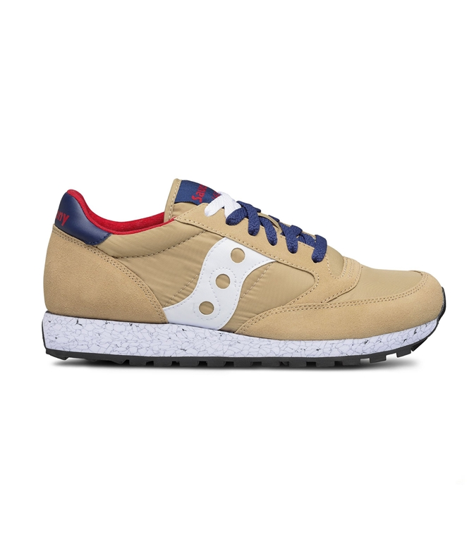 Saucony - Scarpe - Sneakers - SNEAKERS JAZZ O' TAN/RED/BLU
