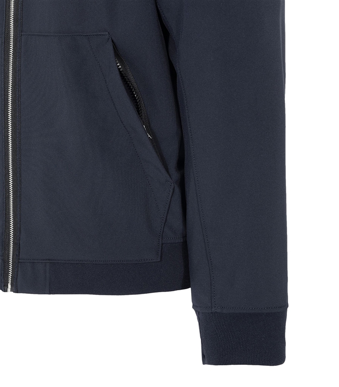 Stone Island - Giubbotti - light soft shell-r blu 1