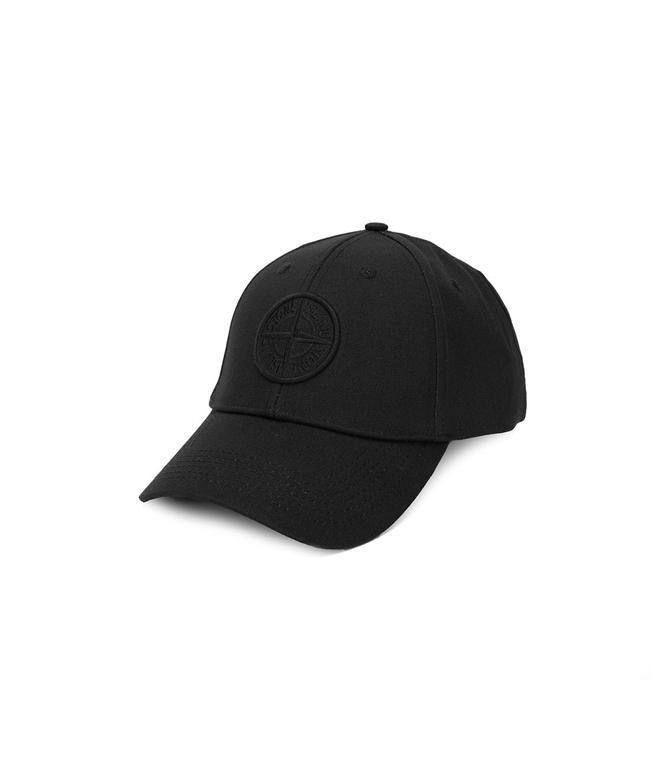Stone Island - Cappelli - cappellino nero