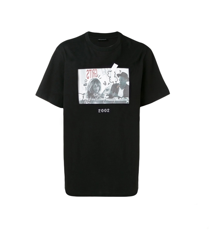 Throwback - T-Shirt - t-shirt jay-z black