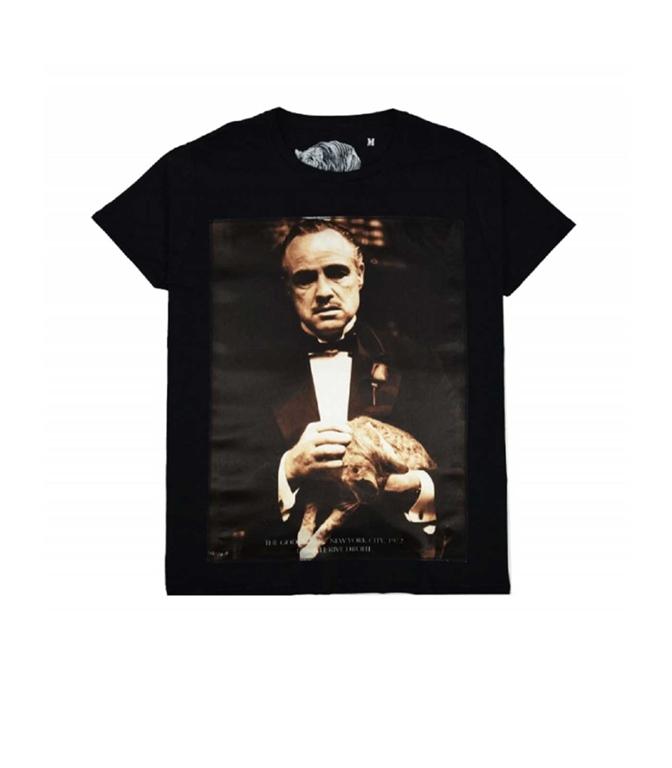 Bastille - T-Shirt - T-SHIRT BASTILLE PADRINO NERA