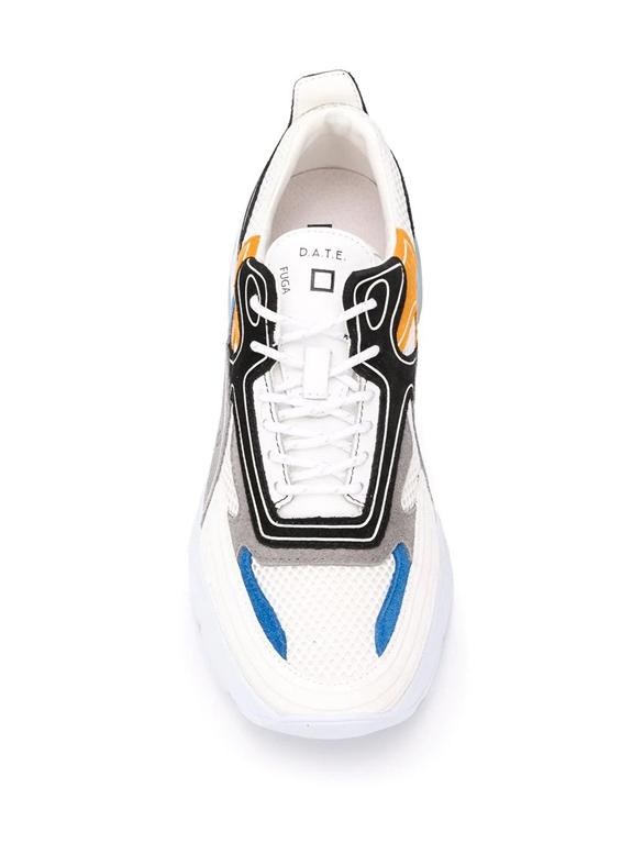 D.A.T.E. - Scarpe - Sneakers - fuga hf black-gray 1