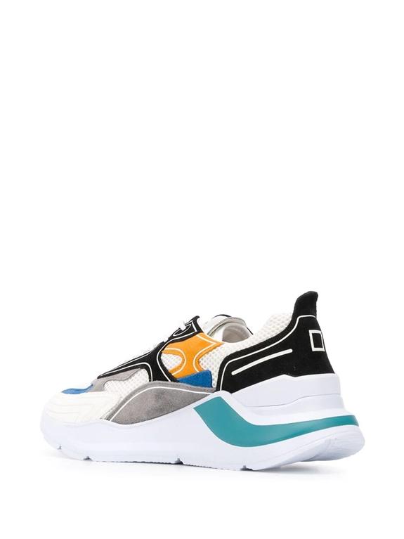 D.A.T.E. - Scarpe - Sneakers - fuga hf black-gray 2