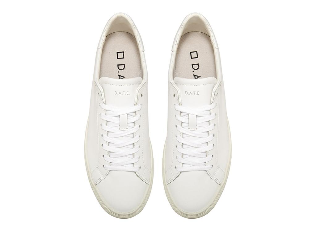 D.A.T.E. - Scarpe - Sneakers - newman calf white 1