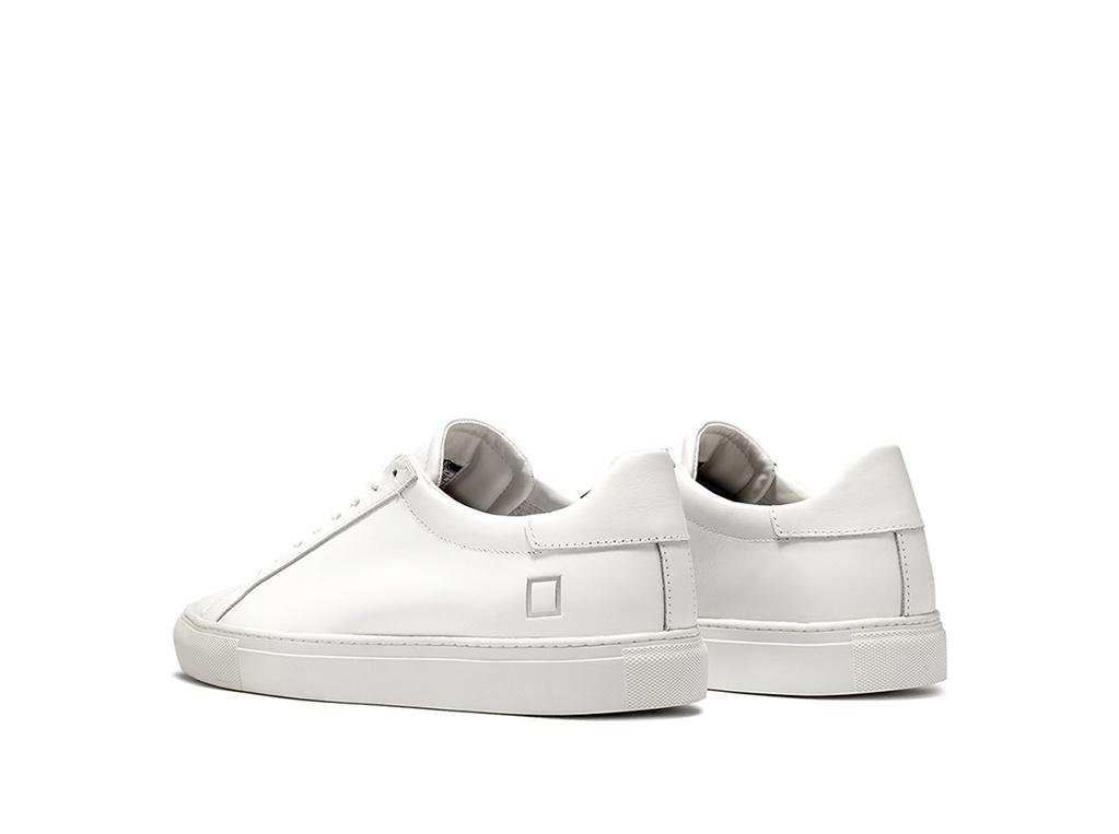 D.A.T.E. - Scarpe - Sneakers - newman calf white 2