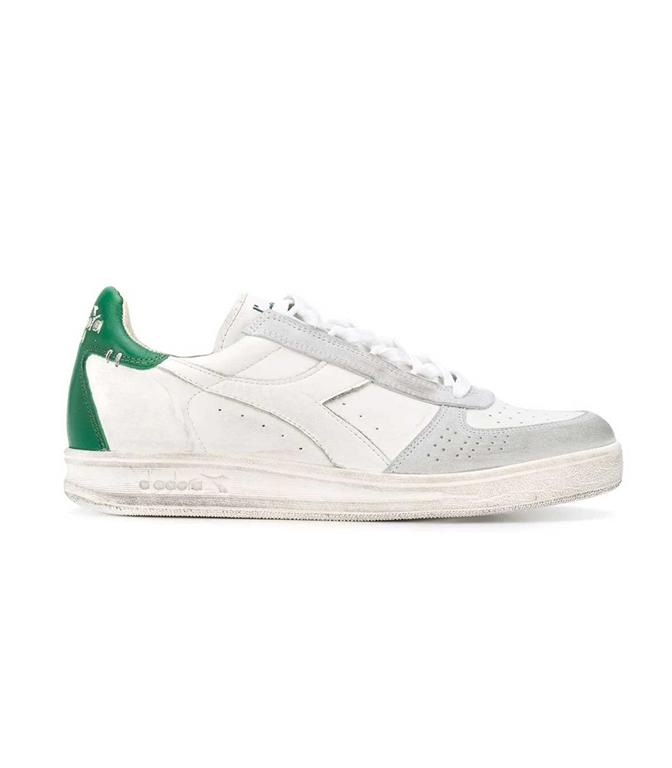 Diadora Heritage - Scarpe - Sneakers - b.elite h leather dirty