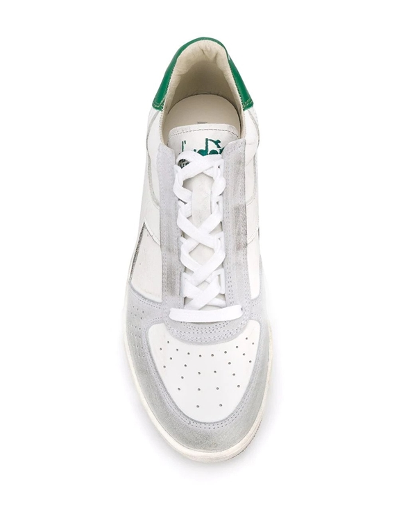 Diadora Heritage - Scarpe - Sneakers - b.elite h leather dirty 1