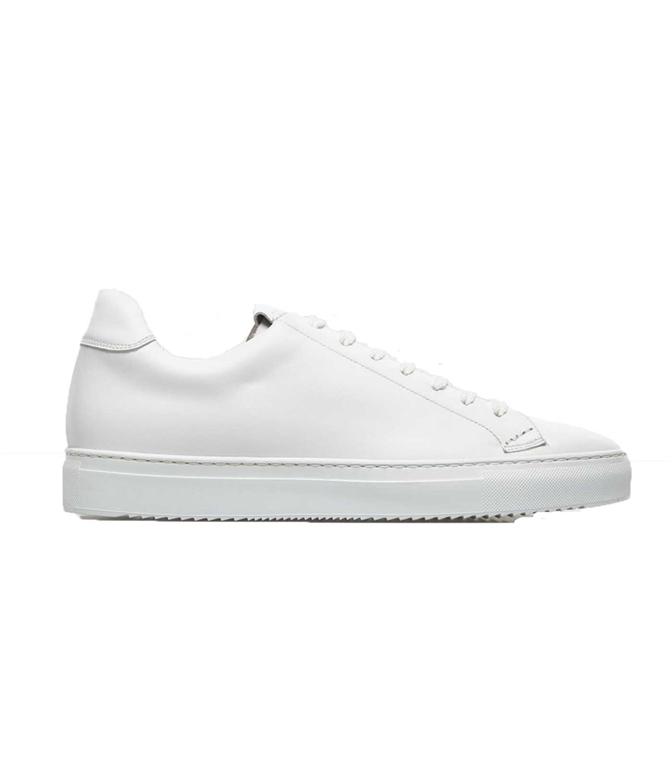 Doucal's - Scarpe - Sneakers - kobe sneaker pelle bianca