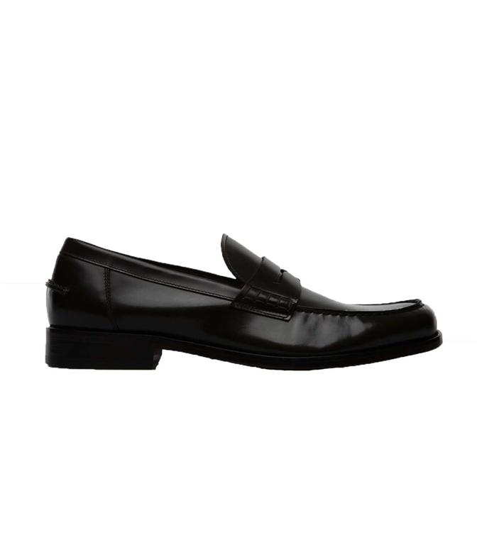 Doucal's - Scarpe - Sneakers - cody, mocassino college nero