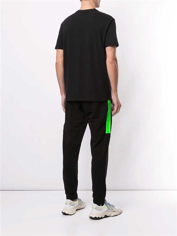 Emporio Armani - T-Shirt - t-shirt don't kill my vibe nero 1