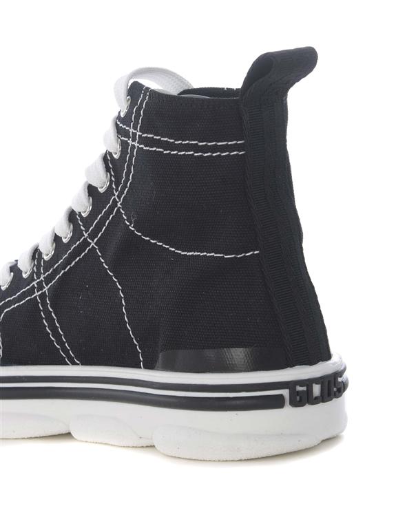 GCDS - Scarpe - Sneakers - sneakers hydra high top nero 2