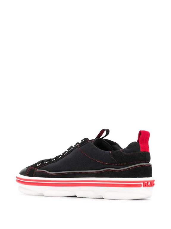 GCDS - Scarpe - Sneakers - sneakers hydra low top nero 1