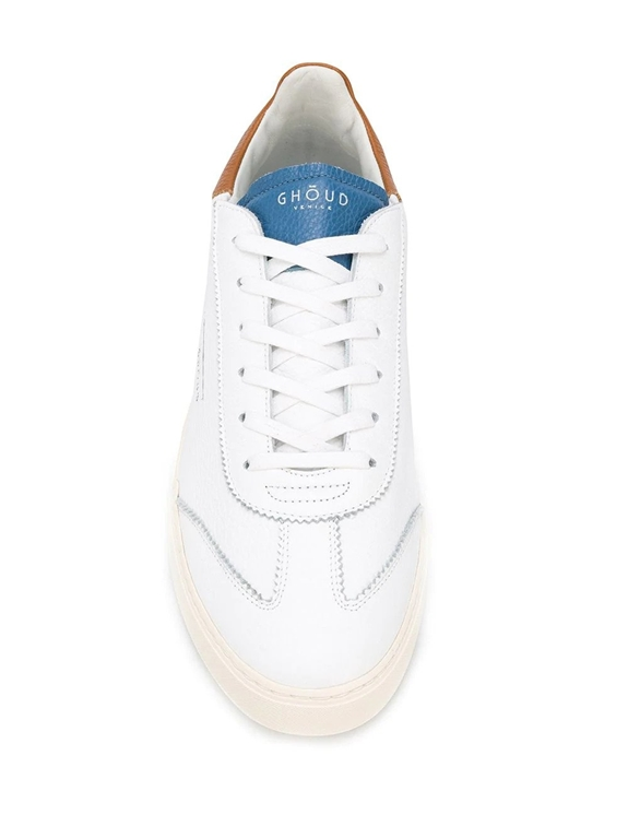 Ghoud Venice - Scarpe - Sneakers - ghoud white/cogn/sky 1