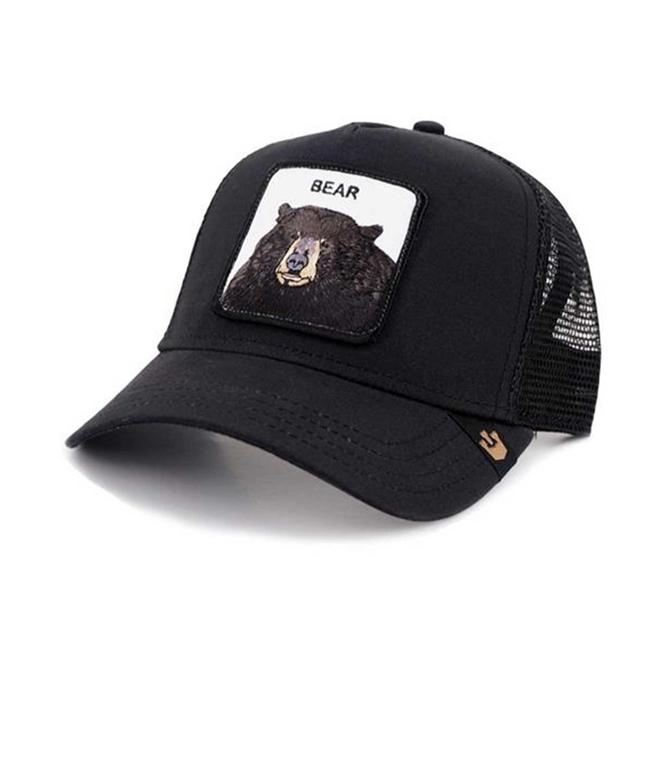 Goorin Bros - Cappelli - cappellino trucker bear nero