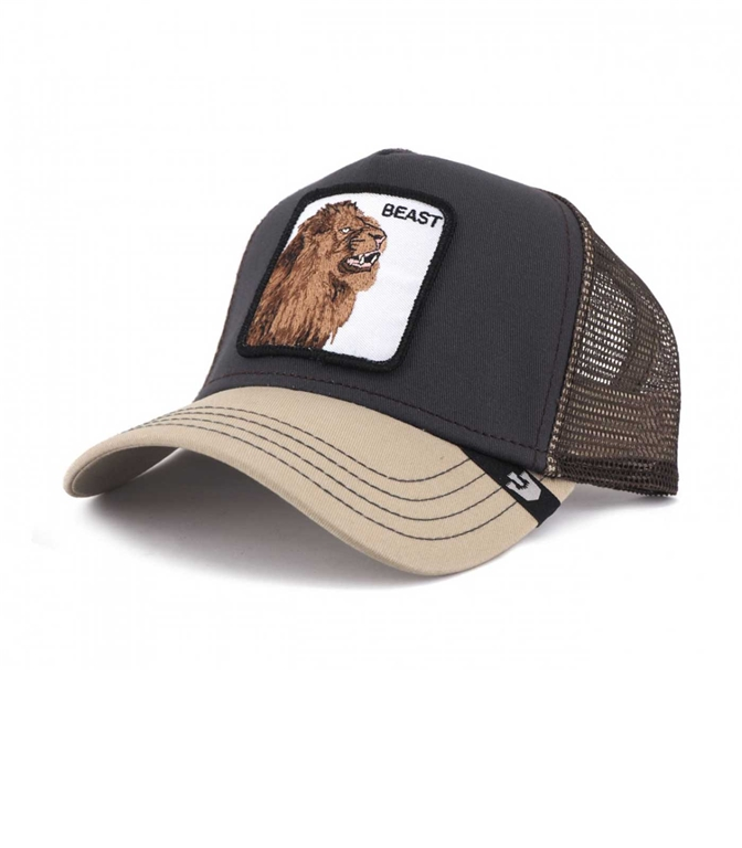 Goorin Bros - Cappelli - cappellino trucker beast grigio