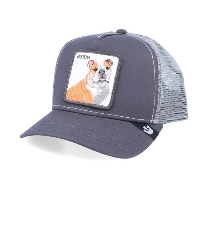 Goorin Bros - Cappelli - cappellino trucker butch grey