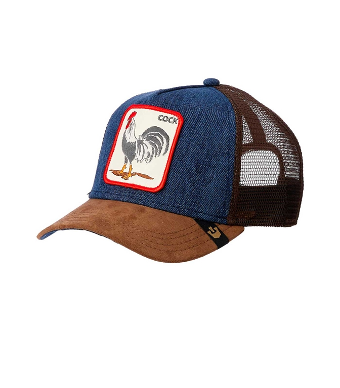 Goorin Bros - Cappelli - cappellino trucker cock camel