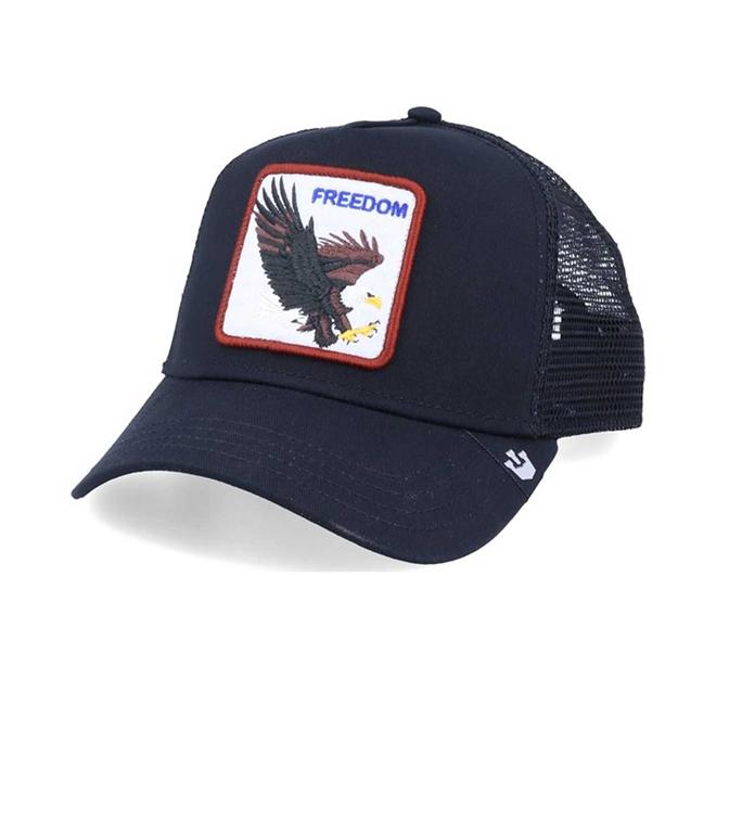 Goorin Bros - Cappelli - cappellino trucker freedom black