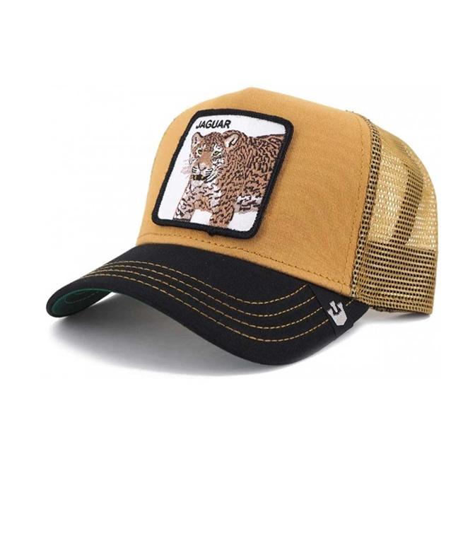 Goorin Bros - Cappelli - cappellino trucker jaguar tan
