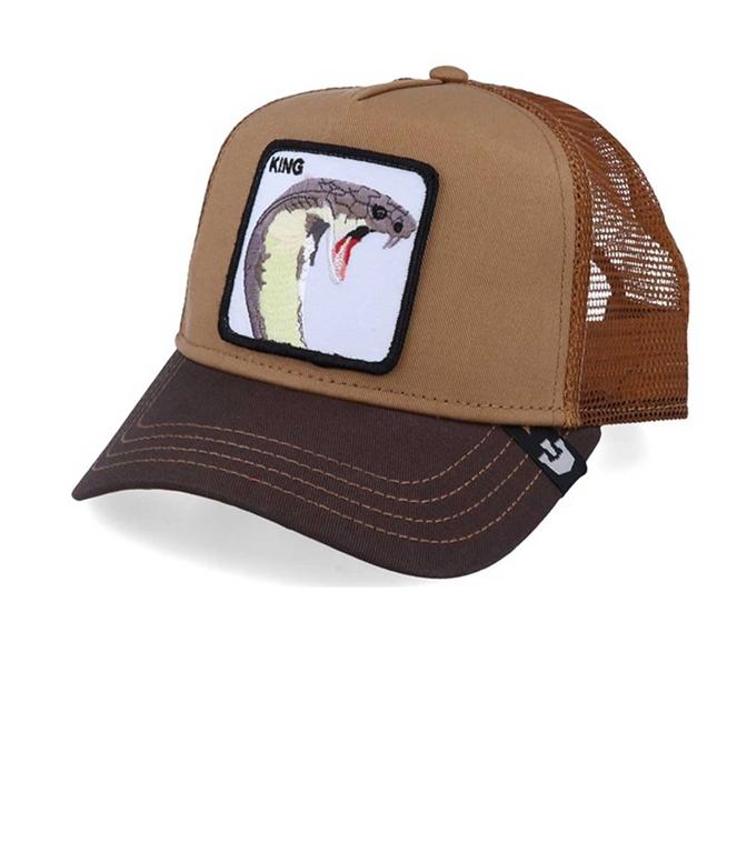 Goorin Bros - Cappelli - cappellino trucker king brown