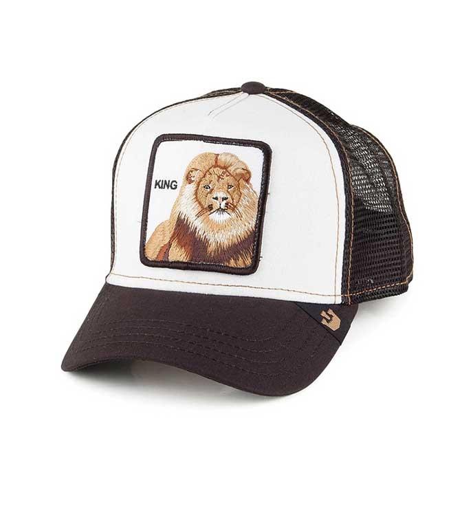 Goorin Bros - Cappelli - cappellino trucker king black
