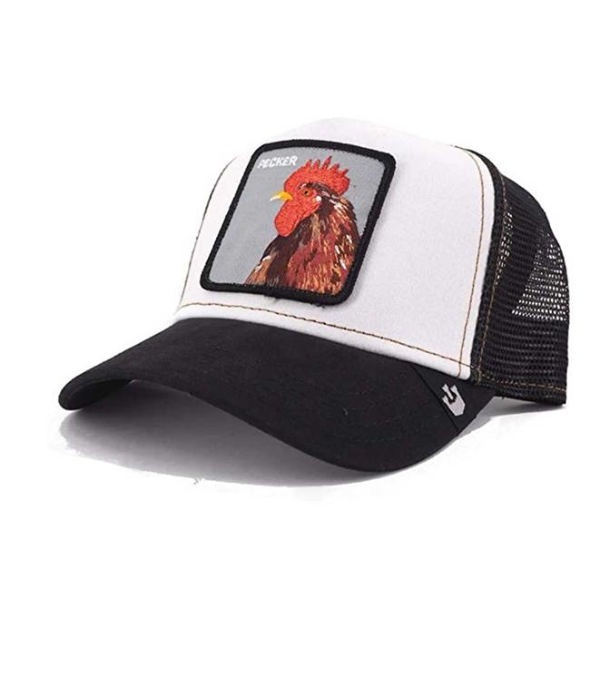 Goorin Bros - Cappelli - cappellino trucker pecker black