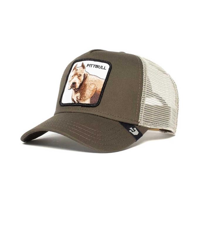 Goorin Bros - Cappelli - cappellino trucker pitbull grey