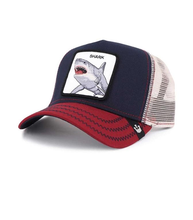 Goorin Bros - Cappelli - cappellino trucker shark navy