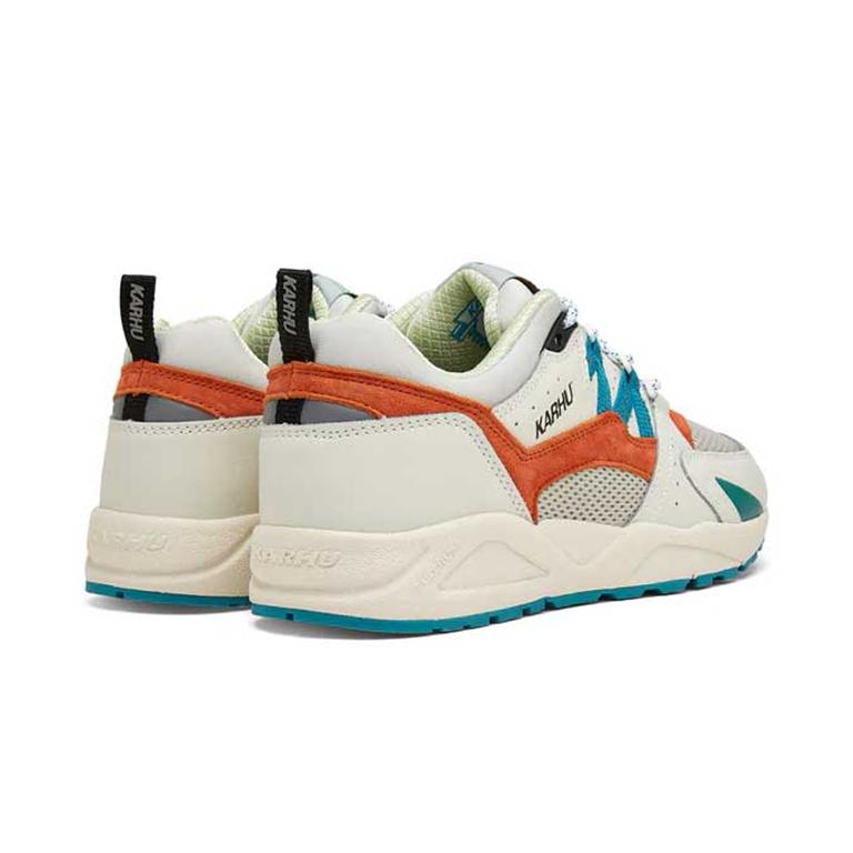Karhu - Scarpe - Sneakers - sneakers karhu fusion lily burnt bianca arancio 1