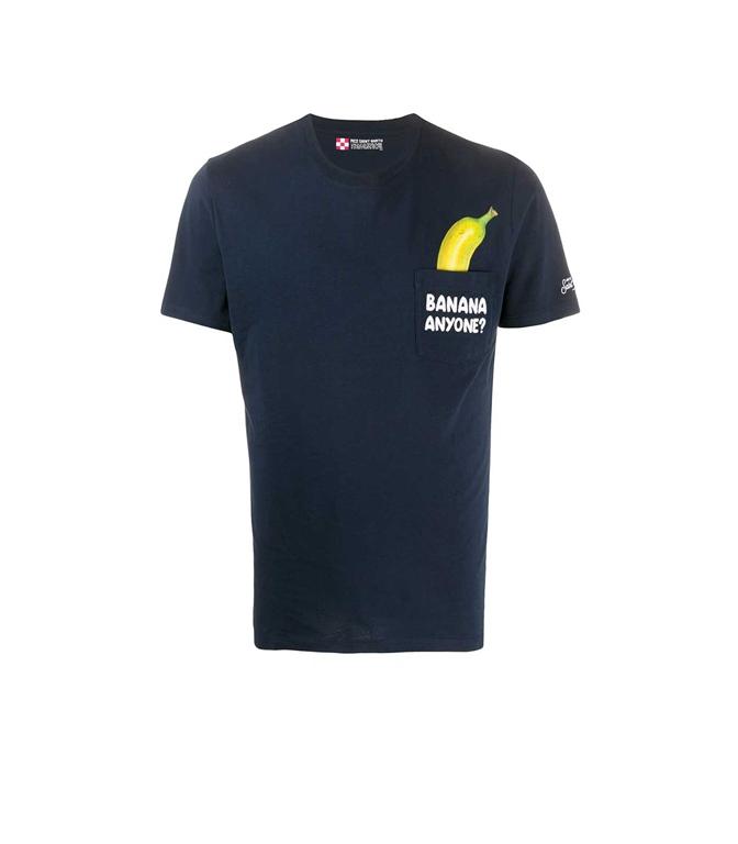 Mc2 Saint Barth - T-Shirt - t-shirt austin emb banana anyone