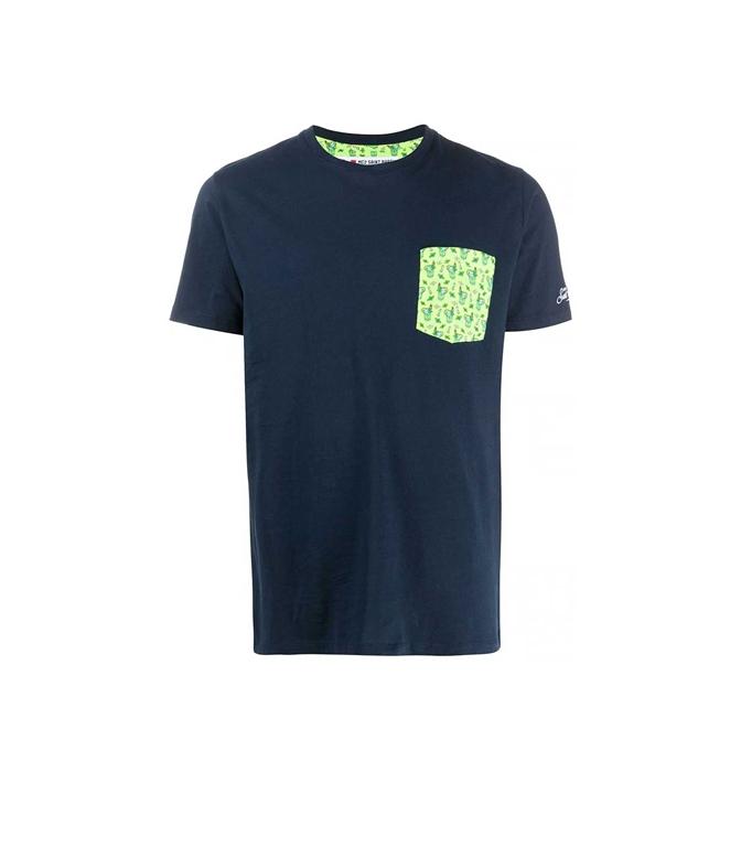 Mc2 Saint Barth - T-Shirt - T-SHIRT BLANCHE MOJITO