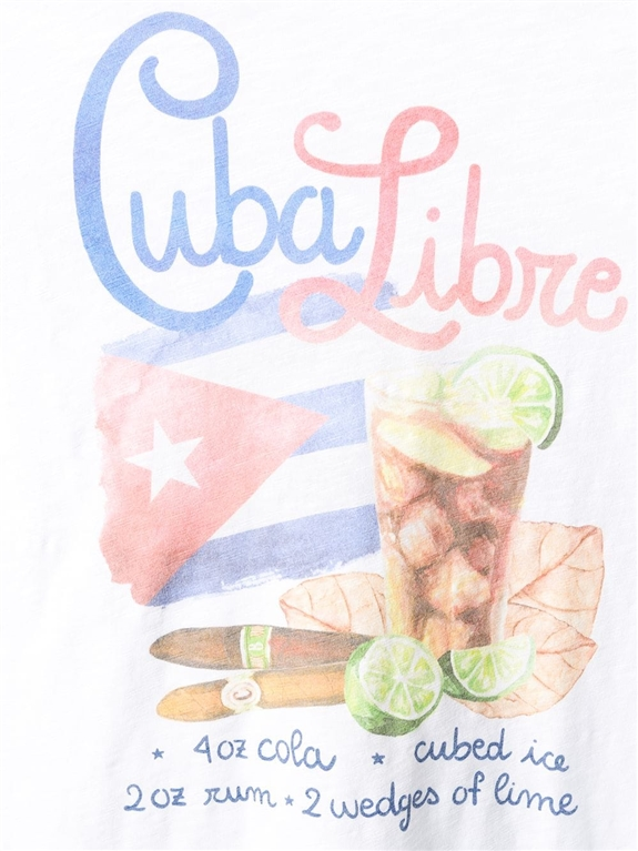 Mc2 Saint Barth - T-Shirt - t-shirt skylar cuba libre flag 1