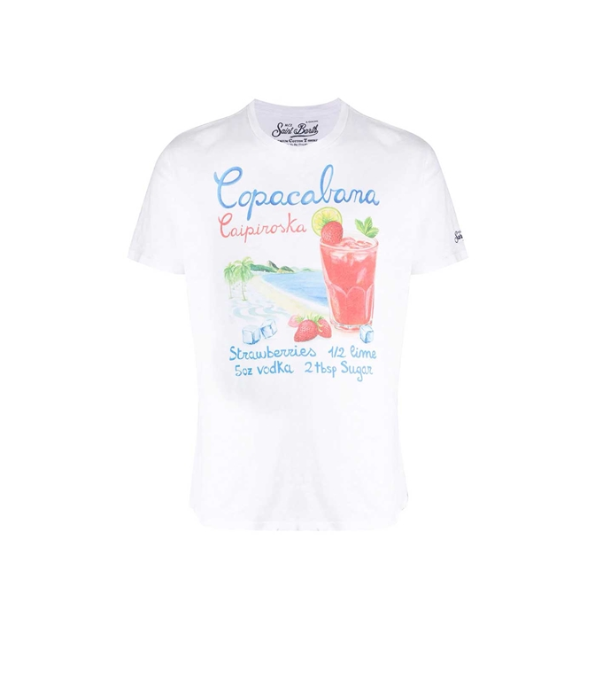 Mc2 Saint Barth - T-Shirt - T-SHIRT SKYLAR COPACABANA