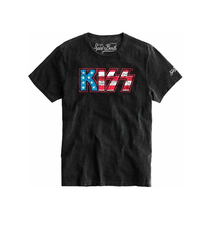 Mc2 Saint Barth - T-Shirt - T-SHIRT SKYLAR KISS® AMERICA