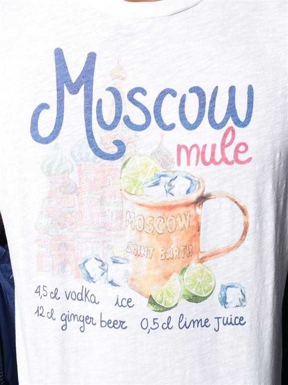 Mc2 Saint Barth - T-Shirt - t-shirt skylar moscow mule 1