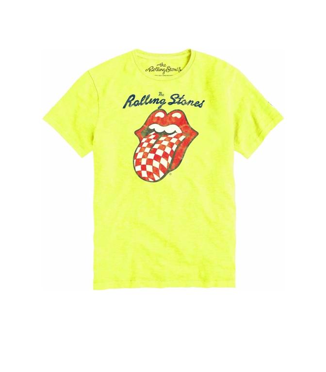 Mc2 Saint Barth - T-Shirt - t-shirt skylar rolling stones® tongue